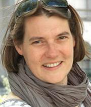 Portrait de Hélène Sauvage