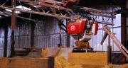 Envrion 200 fermes en France sont désormais équipées d'un robot d'alimentation. CP : M.Lecourtier/Pixel6TM