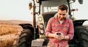 Deux agriculteurs sur trois sont présents sur les réseaux sociaux. ©Hoda Bogdan/AdobeStock
