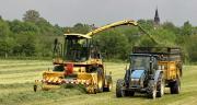 « Fertiliser son herbe comme toutes les autres cultures. » ©Dominique Vernier/AdobeStock