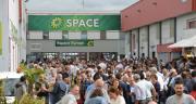 Après une année 2020 sans aucune édition physique, le Salon international de l'élevage ouvrira ses portes le 13 septembre, à Rennes. CP : Space