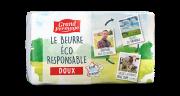 Prospérité Fermière Ingredia s'associe avec Grand Fermage pour lancer le premier beurre éco-responsable. © DR