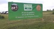Mi-juin 2014, deux jours d'agronomie ont été organisés par TMCE au Centre de recherches agronomiques de Gembloux (Belgique). Photo : DR.