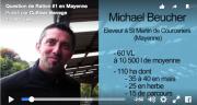 Premier épisode de Question de ration, notre nouvelle Web-série, chez Michaël Beucher en Mayenne.