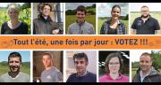 Tout l'été, une fois par jour, votez pour votre Graines d'Agriculteurs préférée !