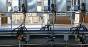 Le nouveau robot de traite va permettre d'augmenter ses capacités expérimentales.