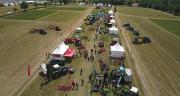 Le Salon de l'herbe donne rendez-vous à Nouvoitou en 2021. CP : Salon de l'herbe et des fourrages