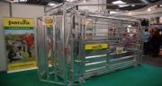 La cage A8000 de la société Patura a obtenu une étoile au concours Innov'Space du Space 2013. Crédit photo : N. Tiers/Pixel Image
