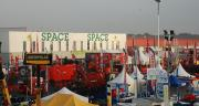 Le Space occupe plus de 60 000 m2 au parc-expo de Rennes. Photo : N. Tiers/Pixel image
