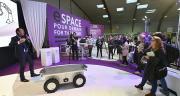 """En 2017, """"L'Espace pour Demain"""" avait pour thème """"La robotique au service de l'éleveur""""."""