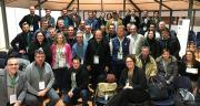 Ce samedi 18 novembre 2017, à la Ferme Expo Tours s'est déroulée l'assemblée générale constituante de l'association FranceAgriTwittos. Photo: Éric Young