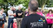 Nouveau site Internet et manifestations à prévoir pour Agriculteurs de Bretagne. © Agriculteurs de Bretagne