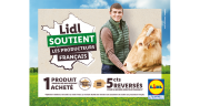 Lidl met en place une nouvelle opération pour soutenir les agriculteurs. ©DR