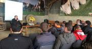 Montbéliarde association a tenu sa première assemblée de territoire dans l'Ouest où elle a rappelé les nouvelles règles de l'organisation de la sélection en Europe.