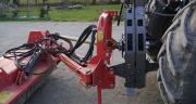 Tracto Lock est un système permettant l'attelage d'outils portés et semis-portés sur le relevage du tracteur en moins de 30 secondes. Photo : DR