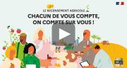 Le recensement agricole 2020, opération décennale européenne et obligatoire, a été lancé le 1er octobre dans toute la France. Photo : DR