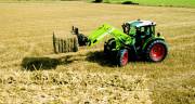 De nouvelles options pour l'Arion 400. Photo: Claas