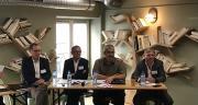 Le 28 août, les entreprises de la nutrition animale se sont réunies à Paris afin de prendre la parole face aux attaques anti-élevage. © DR