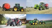 Tracteur, ensileuse et presse :  les actualités de la semaine