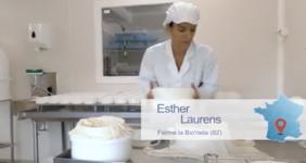 Dans le Tarn-et-Garonne, Esther Laurens vient de s'installer en élevage de brebis et transformation du lait.