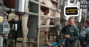 Le Lactocorder fournit des informations sur la dynamique de traite vache par vache, ainsi que sur le lavage de la machine à traire. Photo : M.Ballan/Pixel image