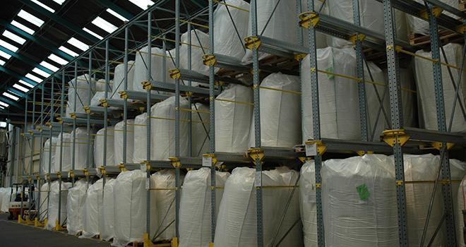 Le surplus de collecte a conduit à l'augmentation des fabrications de produits laitiers. En mars 2016, les fabrications françaises de poudre sont en hausse de 9,5% sur un an. Photo: D. Bodiou/Pixel image
