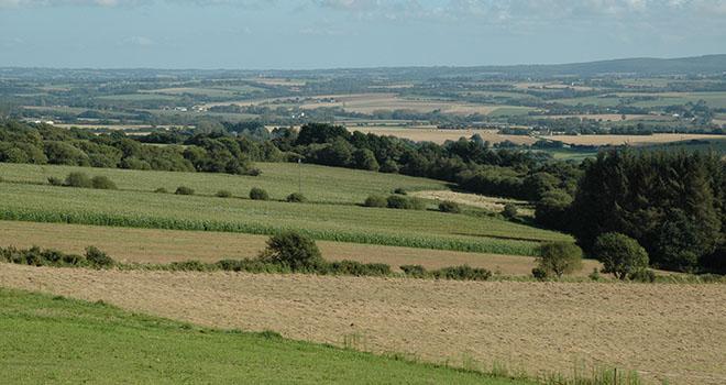 Type de société civile, un Groupement foncier agricole (GFA) permet d'acheter des terres en commun. Photo : D. Bodiou/Pixel image