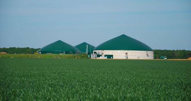 France gaz renouvelables (FGR) révèle les quatre propositions faites aux pouvoirs publics et issues de l'expertise des acteurs de la filière biométhane. CP : M.Lecourtier/Média et Agriculture