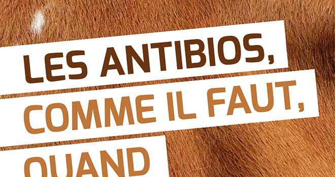 La nouvelle campagne sera relayée jusqu'au 31 octobre dans la presse spécialisée agricole et vétérinaire et sur les réseaux sociaux. Photo : ministère de l'Agriculture