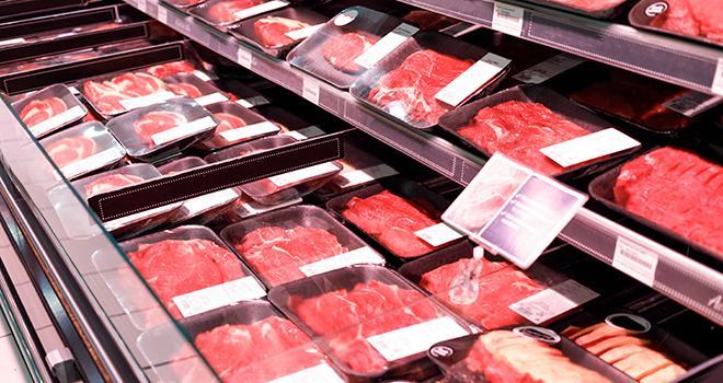 Les achats de viandes hachées continuent leur croissance depuis janvier. © Eugenu_Foto/Adobe Stock