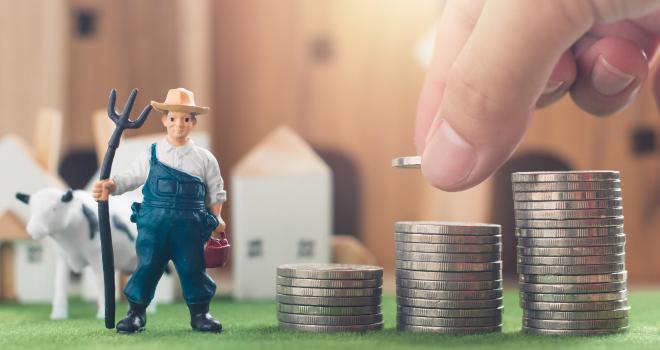 L'environnement et les revenus sont les moteurs d'une agriculture performante ! CP : tanapon/Adobe Stock