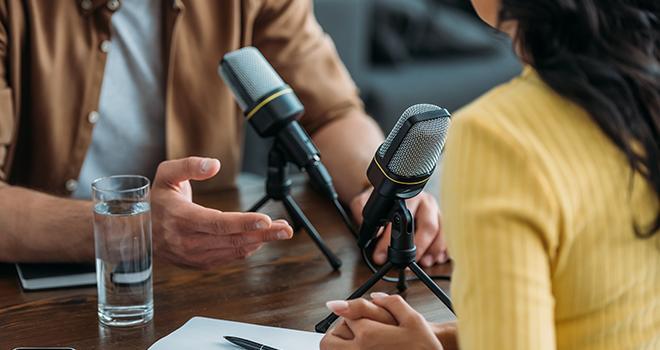 Le Space lance son podcast « La voix de l'élevage ». ©Lightfield Studios/AdobeStock