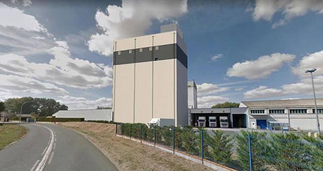 Le nouvel outil industriel de Bonilait devrait être opérationnel en juin 2022. ©DR