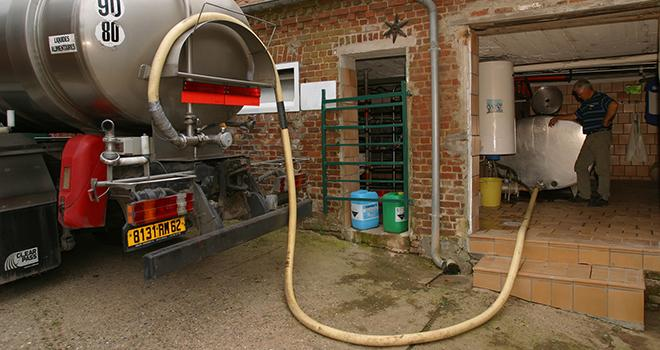 En mai, ce sont les bassins laitiers du Grand-Est, Nord-Picardie et Sud-Est qui ont enregistré les plus fortes hausses de collecte.