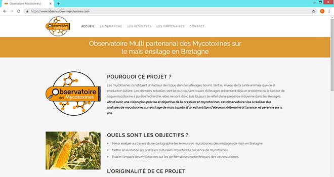 Après le lancement de l'Observatoire sur les mycotoxines dans le maïs ensilage en Bretagne, les premiers résultats des analyses effectuées dans 200 élevages sont désormais accessibles.