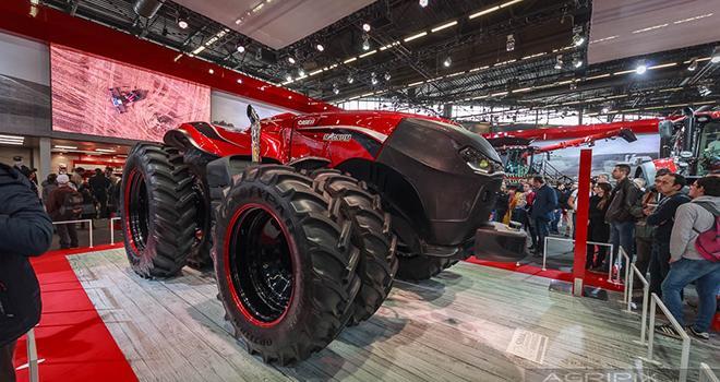 D'ici 3 ans, le trateur autonome pourrait fonctionner chez un agriculteur aux USA. DR
