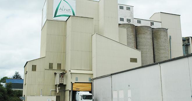 L'usine Alinat de Guingamp (22) est le nouvel outil de Sanders dédié à la production d'une gamme d'aliments biologiques.