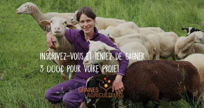 Concours Graines d'Agriculteurs : plus que 7 jours pour vous inscrire.