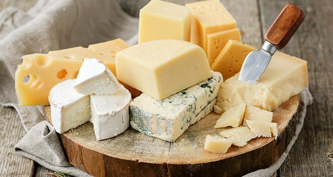 Dix AOP fromagères ont été étudiées. Photo : Yeko Photo Studio
