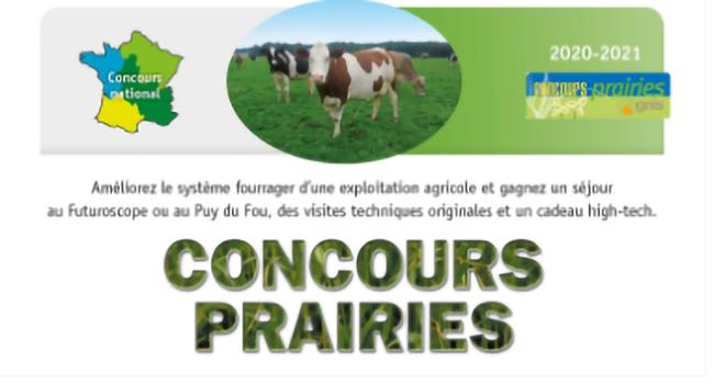 Le Gnis propose aux éleveurs de réaliser un diagnostic de leur système fourrager par des étudiants. ©DR