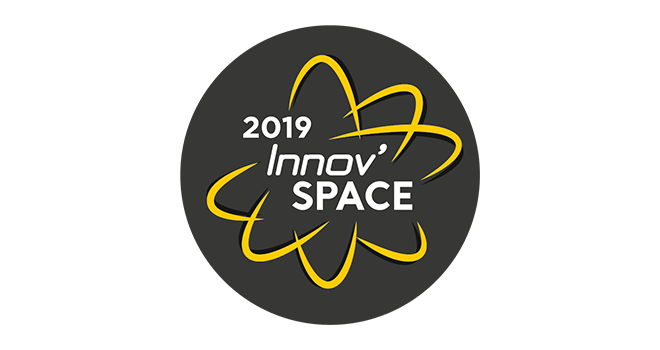 46 innovations ont été récompensées d'un Innov'Space en 2019.