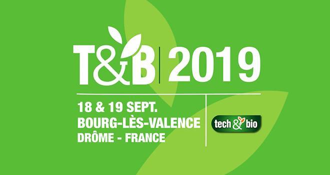La 7e édition de Tech&Bio aura lieu les 18 et 19 septembre à Bourg-lès-Valence, dans la Drôme. Photo : DR