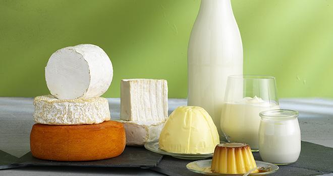La demande laitière mondiale devrait augmenter de 2,3% par an, tirée par les économies émergentes comme la Chine, où la consommation de produits laitiers a bondi. Photo : DORPE / QUALIPIGE / CNIEL