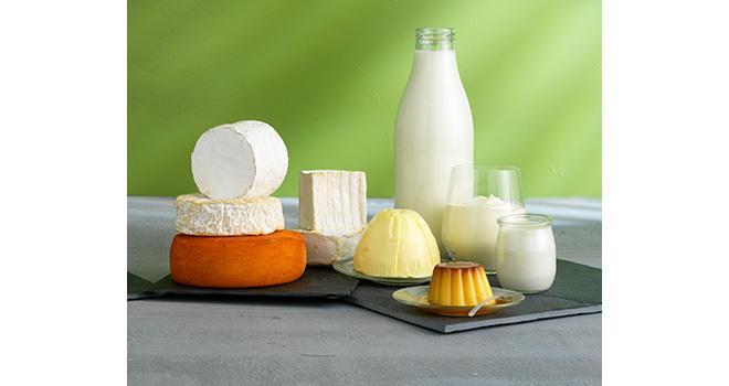 La hausse des cours mondiaux des produits laitiers observée ces derniers mois est essentiellement imputable à l'affermissement des prix du beurre et du fromage, traduisant une croissance régulière de la demande mondiale à l'importation et une montée en flèche des ventes au détail en Europe. ©CNIEL