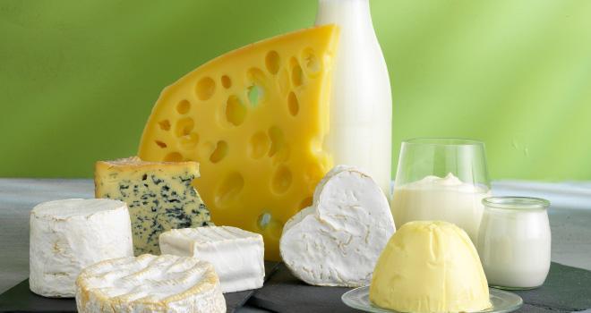 Au sein des produits laitiers, les yaourts et les laits fermentés, caractérisés par une réduction des volumes et du nombre de sites de fabrication, sont en perte de vitesse. CP : I.Dorpe, Qualipige/Cniel
